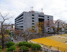 周辺環境:浜松市役所徒歩5分