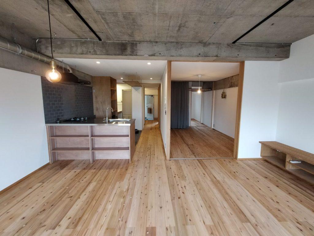 写真:フルリノベーションマンション 浜松市中区元城町