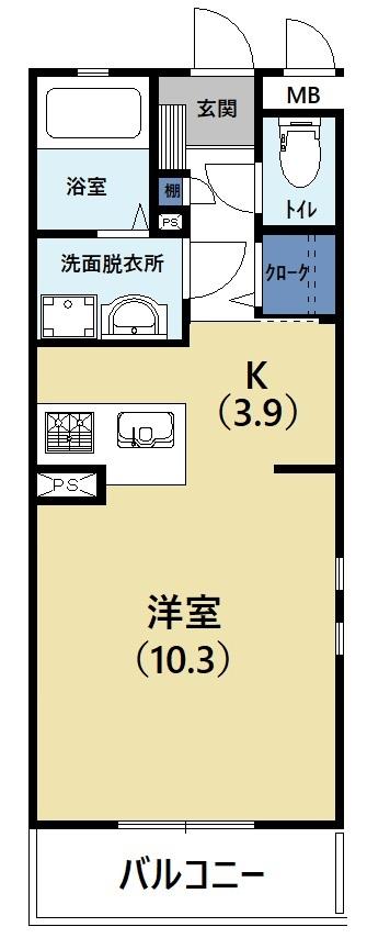 M(カラー)_上西郷新築M1号室.jpg