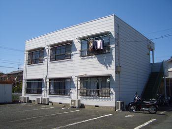 写真:【2万円台前半】浜松市中区富塚の1K「ハイツ門名」